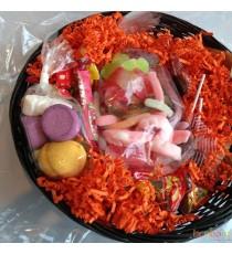 Panier de bonbons Halloween - 1 kg de bonbon !