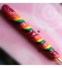 Lollypop - sucette géante - 17 cm -70 gr.
