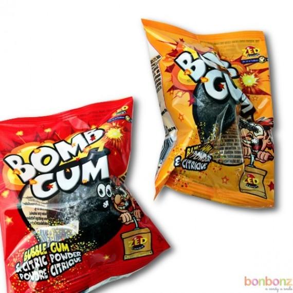 Chewing gum Zed - Bomb gum chewing gum 2 pc.