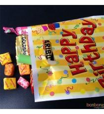 Fiesta - Sachet  de bonbons pour anniversaire