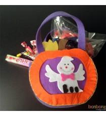 Panier de bonbons Halloween - 700 gr