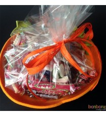 Panier de bonbons Halloween - 1 kg
