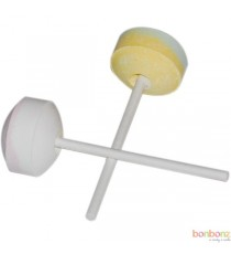 Sucette dextro - 5 pieces - Double Lollies