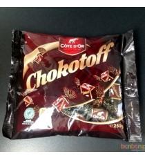 Chokotoff - Côte d'Or 250 gr.