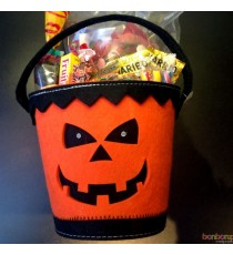 Seau de bonbons Halloween - 1 kg