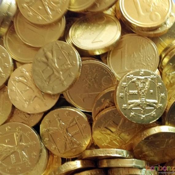 Pieces Monnaie Chocolat Au Lait Belge Euro Pirate Saint Nicolas