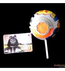 Sucettes Chupa Chups Star Wars + 1 cadeau
