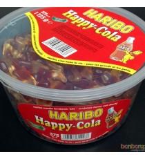 Bonbons Haribo - 375 Happy Cola - 1,125 kg