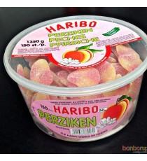 150 bonbons Persica de Haribo - 1350 gr.