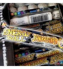 Jawbreaker Energy Ball - 5 p. - 40 g.