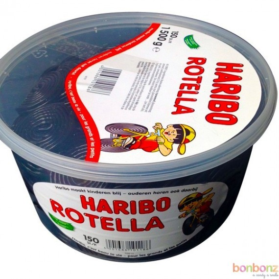 150 Bonbons Haribo Schtroumpfs 1,350 kg