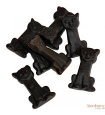 Haribo chat à la réglisse