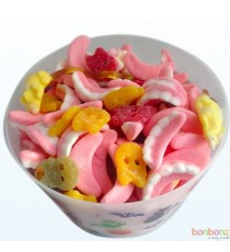 Seau Halloween - 2kg de bonbons Halloween
