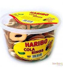 Cola Rings Haribo - 150 pc