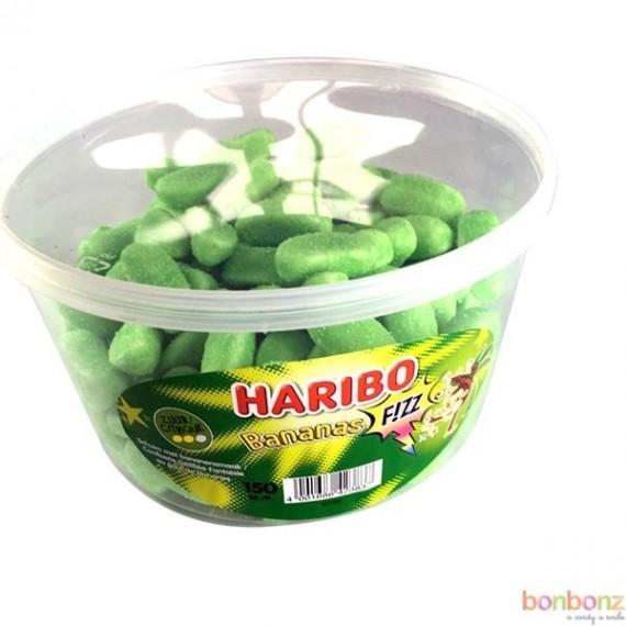 Bonbons Haribo Bananas Fizz