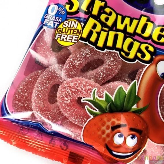 Strawberry Rings - FINI