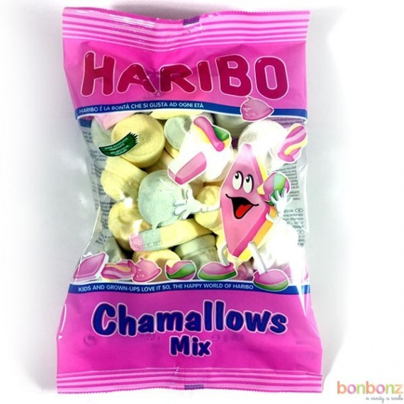 Haribo Chamallows mix - 175 g.