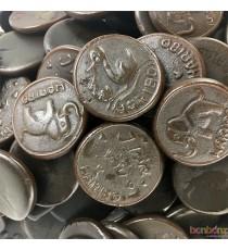 Bonbons Haribo - Médailles à la réglisse