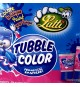 Tubble Color Lutti - chewing gum colore langue, framboise