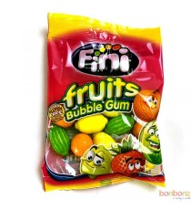 Fruits Bubble Gum - 100gr - Bonbons Fini