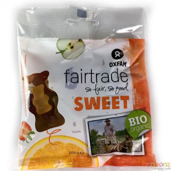 Oursons sweet Oxfam - fairetrade