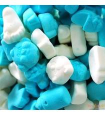 Guimauves Bebe Mix - bleu & blanc