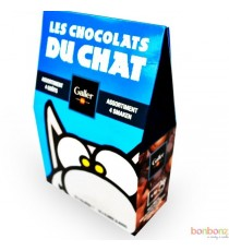Galler - Les Chocolats du chat - 80g