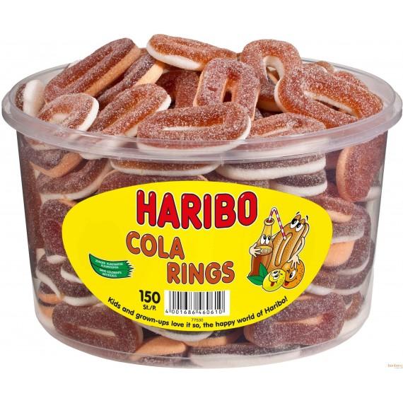 Cola Rings Haribo - Haribo, bonbons citriques au coca