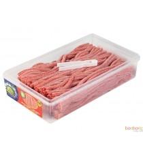 Lutti - cables citriques à la fraise