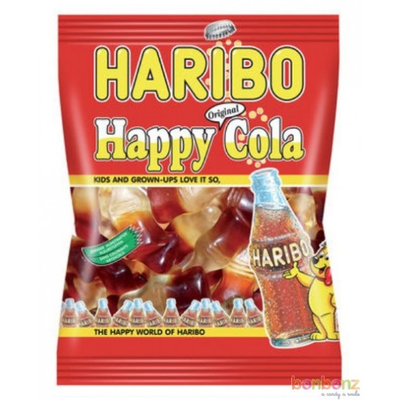 Bonbons Haribo au coca - Happy cola
