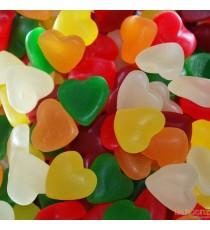 Bonbons Haribo Coeurs tendres