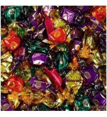 Mélange de bonbons aux fruits et caramels Trefin - 1Kg