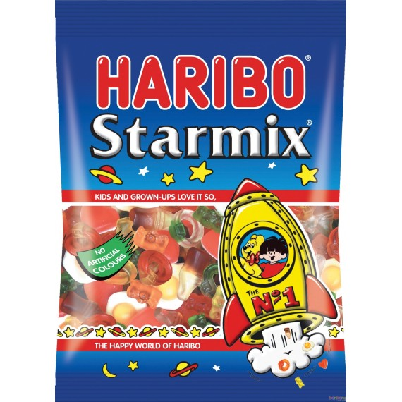 Star Mix 75 g. - Haribo