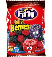 Bonbons Jelly Berries - framboises- FINI
