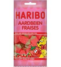 Bonbons Haribo Fraises 100g