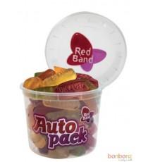 Bonbons cerises lavées - 200g