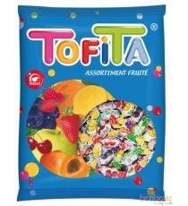 bonbons aux fruits - confiserie emballée