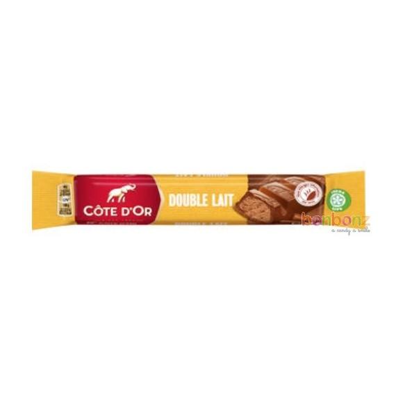 32 bâtons de chocolat Côte d'Or - double lait - 46g