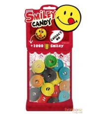 Smiley Spiro + 1 badge - 100g