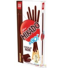 24 boîtes de Mikado Pocket - chocolat fondant - 39g
