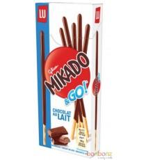 24 boîtes de Mikado Pocket - chocolat au lait - 39g