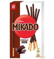 24 boîtes de Mikado - chocolat fondant noir - 75g