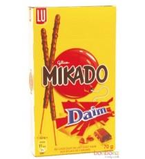 24 boîtes de Mikado - Daim - 70g