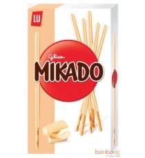24 boîtes de Mikado - chocolat blanc - 70g