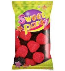 Bonbons framboises et mûres - 85gr - Sweet Party