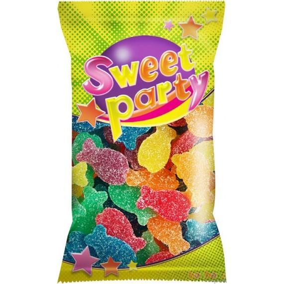 Sweet Party poissons citriques multicolores - 85g