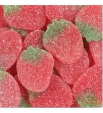Fraises citriques - Bonbons Lutti