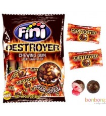 Destroyer Chewing gum Fini - 12 x 80g