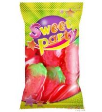 Sweet Party fraises gélifiées - 16 x 100g