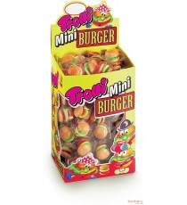 mini hamburger - bonbons Trolli